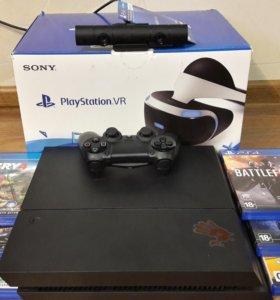 PS4+PSVR+PSCamera+игры