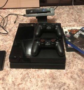 Playstation 4 самый прокаченный комплект.