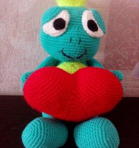 влюбленный лягуш