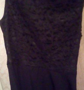 Новая чёрная блузка