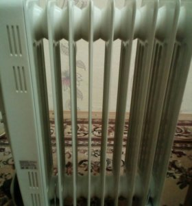 Радиатор масленный с вентилятором