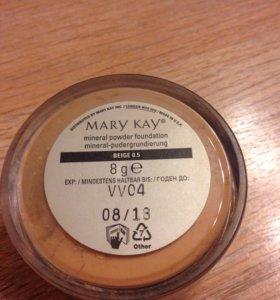 Пудра Mary Kay