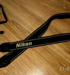 Ремешок для фотоаппарата Nikon