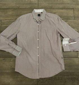Рубашка мужская Boss оригинал!