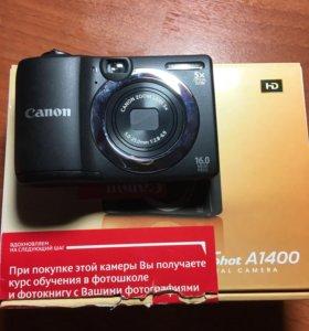Фотоаппарат Canon A1400