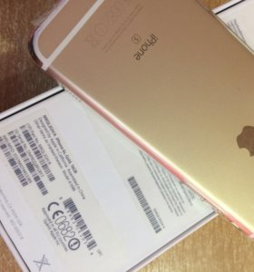 iphone 6s/16 Gold