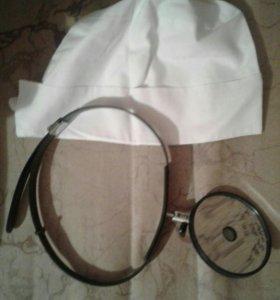 Лобный рефлектор для ЛОР - врача