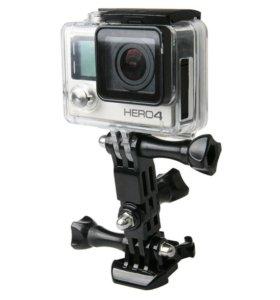 Крепление на шлем для GoPro и других экшн камер