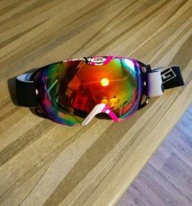 Маска для сноуборда или горных лыж