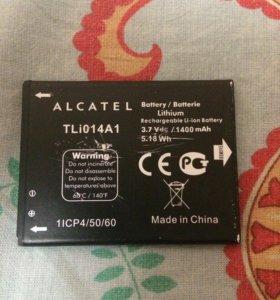 Батарейка на Alcatel PIXI