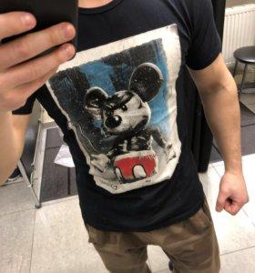 Футболка iceberg Mickey Mouse