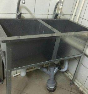 Кухонная мебель для кафе, столовой или ресторана