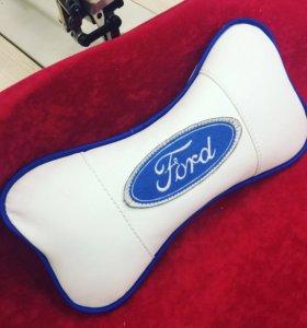 Подушки в авто или сувенирные в наличии и на заказ