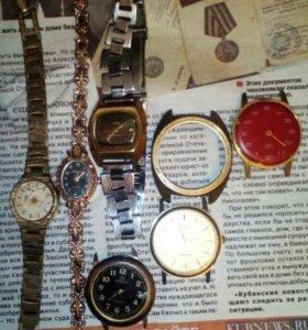 Колекция старых часов