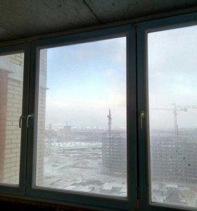 Окна пластиковые(балконные),ПВХ