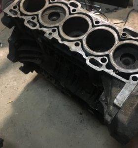 Блок двигателя для Volvo XC60 D5244T (дизельный)