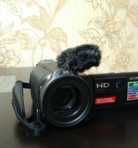 Видеокамера Sony HDR-PJ780E