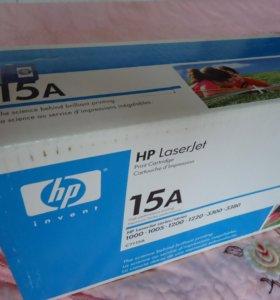 Новый HP ОРИГИНАЛЬНЫЙ C7115A для НР1000.........