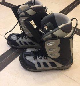 Продаю мужские ботинки для сноуборда
