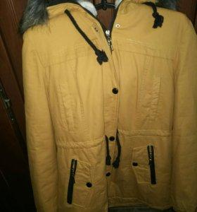 Парка зимняя (куртка/пальто)