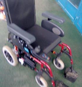 коляска для инвалида электрическа немецкая новая