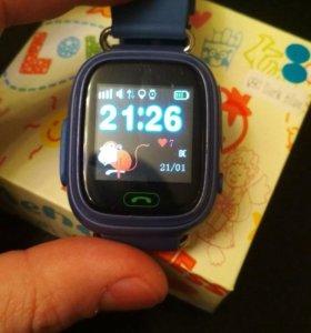 Детские GPS часы Q90