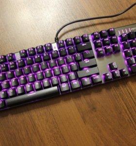 Механическая клавиатура Motospeed Inflictor CK104