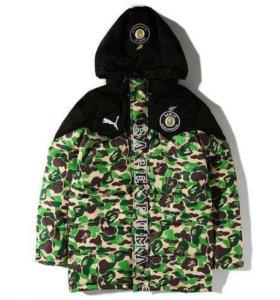 куртка PUMA X BAPE