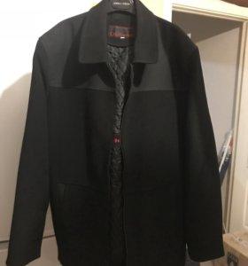 Мужская куртка текстильная