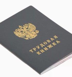 Бланки трудовых книжек ТК -V
