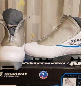 Лыжные ботинки женские NORDWAY