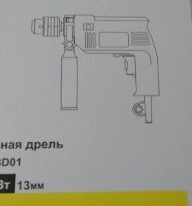 Дрель ударная PID13D01