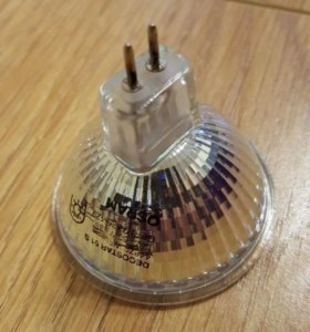 Лампа галогенная MR16 GU5.3 12V 50W