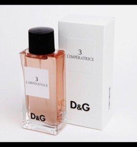 Туалетная вода Dolce&Gabbana 3 L'Imperatrice 100ml
