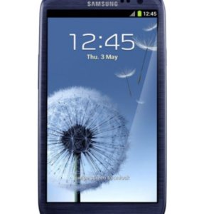 Новый Samsung galaxy s3 GT-I9300 16GB