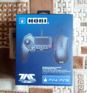 Игровая мышь и геймпад Hori TAC Grip