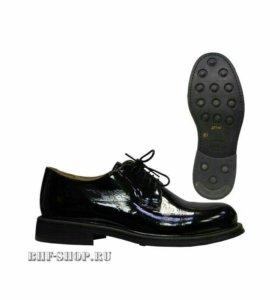 Туфли военные офицерские