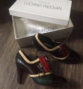 Ботильоны Luciano Padovan