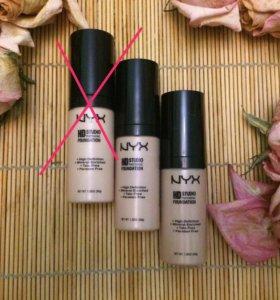 Nyx тональный крем
