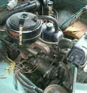 Двигатель на волгу
