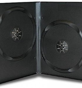 Кейсы ( боксы ) на 2 CD / DVD диска