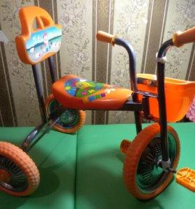 Велосипед трёхколёсный Чижик