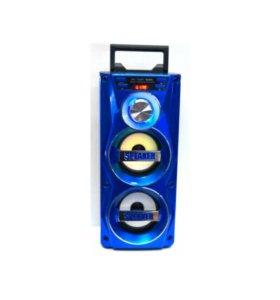 Портативная колонка MS-106BT c Bluetooth