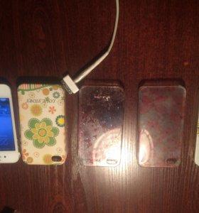 Продам iPhone 4 32 Гб.