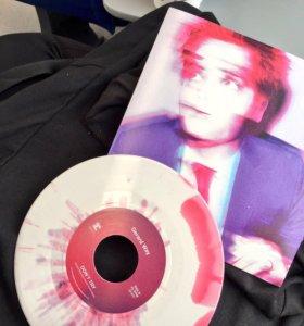 Лимитированная пластинка Gerard way