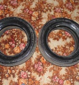 Пара зимних шин Bridgestone Blizzak 205/60 R16