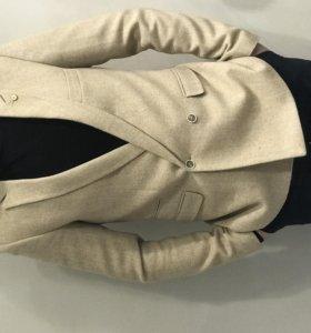 Пиджак шерстяной Topman