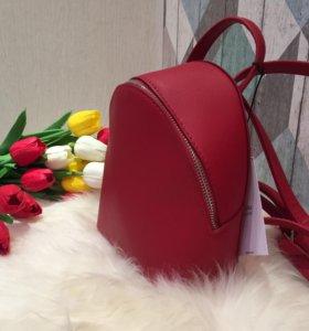 Рюкзак красный мини