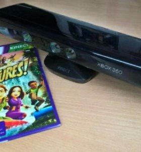 Kinect Xbox 360 + игра