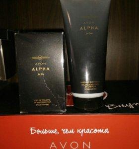 Духи ALPHA
